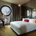 Dream Hotel Downtown / Handel Arquitectos © Phillip Ennis