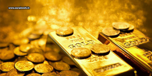 Investing In Gold – A Wise Decision Or Not? – Aura Jewels