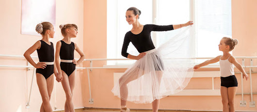 Why You Should Enroll Your Child at Our Ballet Dance Studio | Carolina Dance Capital