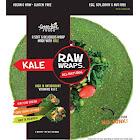 Raw Gluten Free Wraps Kale [2 pack]