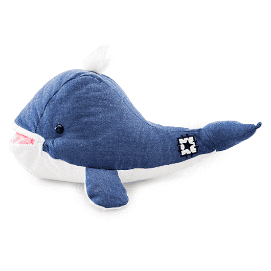 Benny the Whale Scentsy Buddy - The Candle Boutique - Scentsy UK Consultant