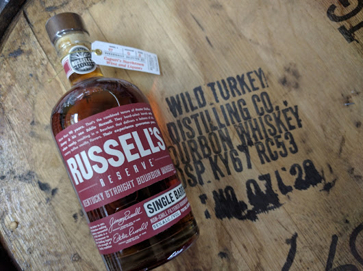 Russell's Reserve Single Barrel Bourbon Review