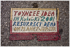 Toynbee Tile, 6th and Olive