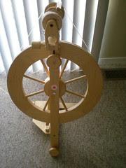 borrowed wheel
