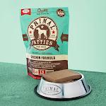 Primal Raw Frozen Dog Food 6lbs Patties / Chicken