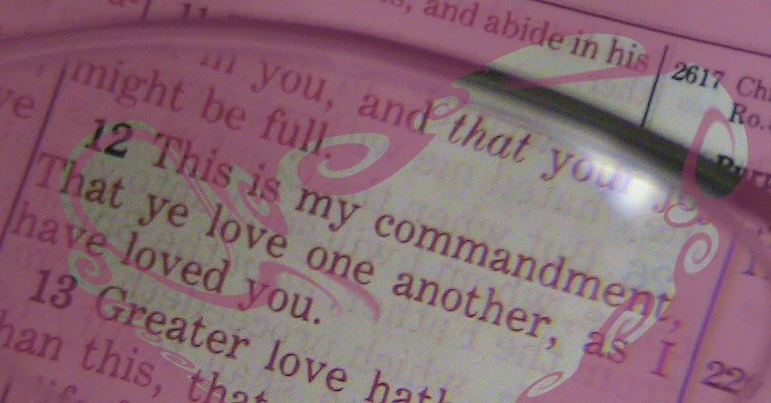 Short Bible Verses About Love And Strength