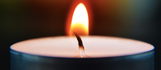 Why Do Candles Produce More Smoke After They are Blown Out? - Ponder Weasel