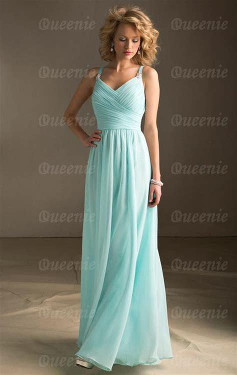 Best Blue Green Bridesmaid Dress BNNAJ0059 Bridesmaid UK