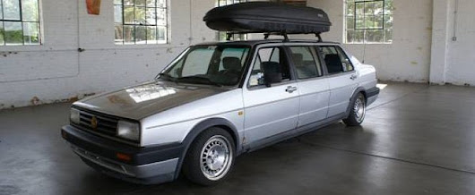 This VW Jetta 6-Door Stretch Limo Will Change Your Perception of Volkswagen - Photo Gallery