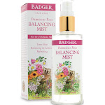 Badger Damascus Rose Balancing Mist - 4 fl oz