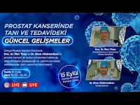 #CANLI YAYINIMIZI KAÇIRMAYIN! - Prostat Kanserinde Tanı ve Tedavideki Güncel Gelişmeler - Anadolu Sağlık Merkezi