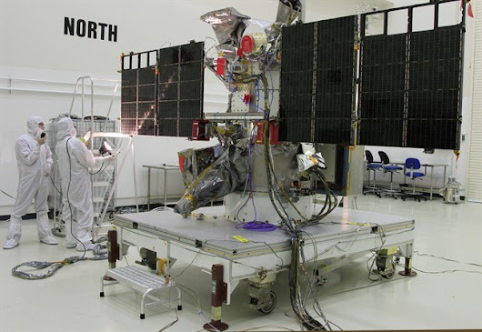 DSCOVR probe will offer early warnings of emissions heading to Earth from the Sun