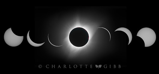 Photographing a total solar eclipse: What could possibly go wrong? - Charlotte Gibb Photography