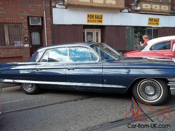 CLASSIC 1962 Cadillac Fleetwood Sixty Special - ORIGINAL ...