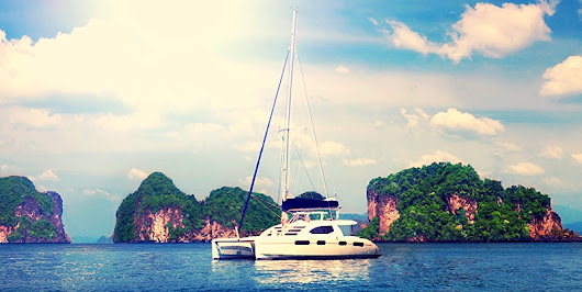 YACHTICO.com News - September 2014 - The summer is over - But not in Thailand | Yachtico.com