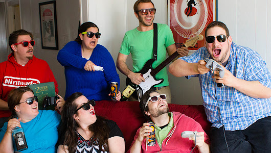 'Drink! The Sketch Comedy Drinking Game': Video Game Edition