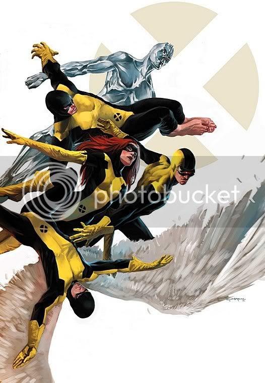 Schwartz em X-Men: First Class