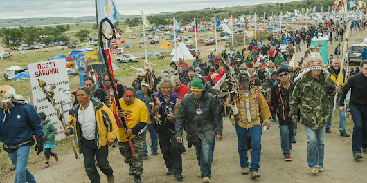North Dakota's Violent Saturday, Prayer And Judicial Relief For The Sioux Nation | Huffington Post