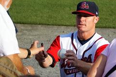 Gwinnett Braves game