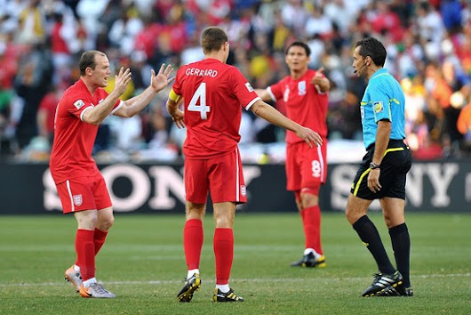 The World Cup uses a more democratic than meritocratic process for choosing referees.