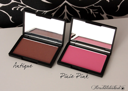 Sleek Blushes Pixie Pink und Antique