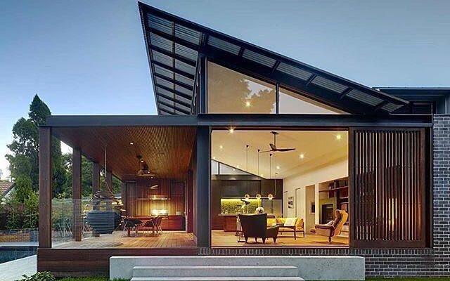 Unique Roof Design Ideas 640x400