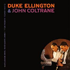 Duke Ellington and John Coltrane cover