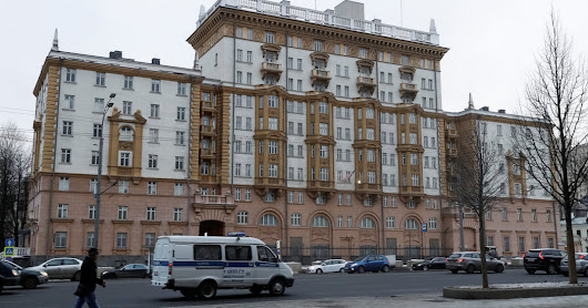 Vladimir Putin Won't Expel U.S. Diplomats as Russian Foreign Minister Urged