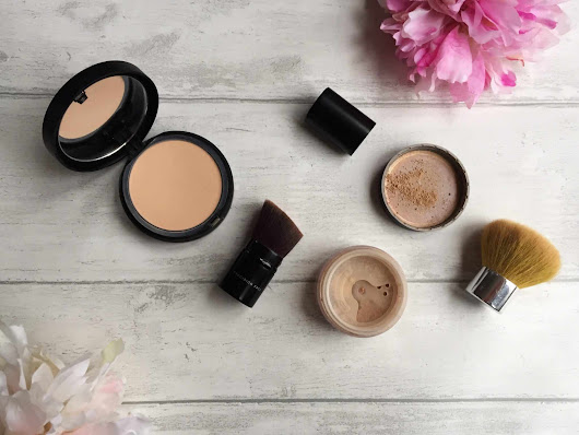 BareMinerals Mineral Foundation Original Vs Bare Pro Performance Wear Foundation - PinksCharming