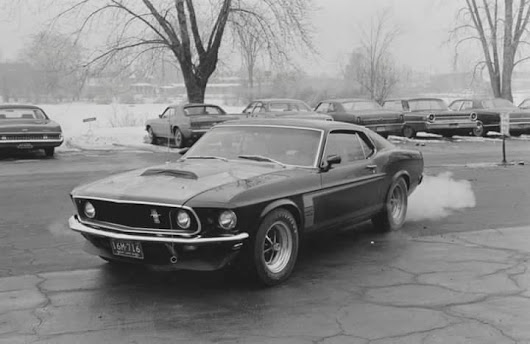 Larry's 1969 Boss 429 Mustang, an Improbable True Story!