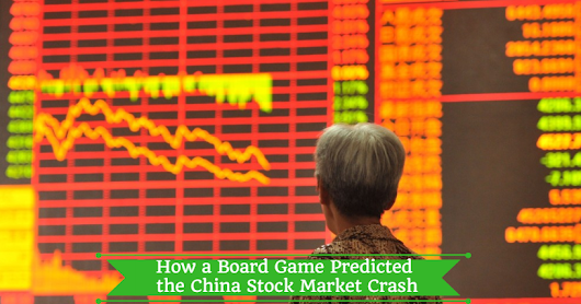 How a Board Game Predicted the China Stock Market Crash