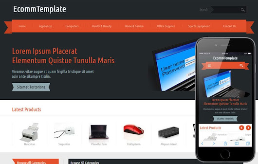 Ecomm a Flat ECommerce Bootstrap Responsive Web Template by w3layouts