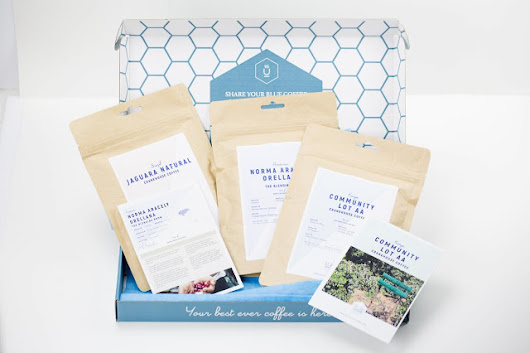 Blogger @melandjake99 UK Giveaway: Win over £40 of Fair Trade @bluecoffeebox - Closes 12/31/2017 - Bloggers Required