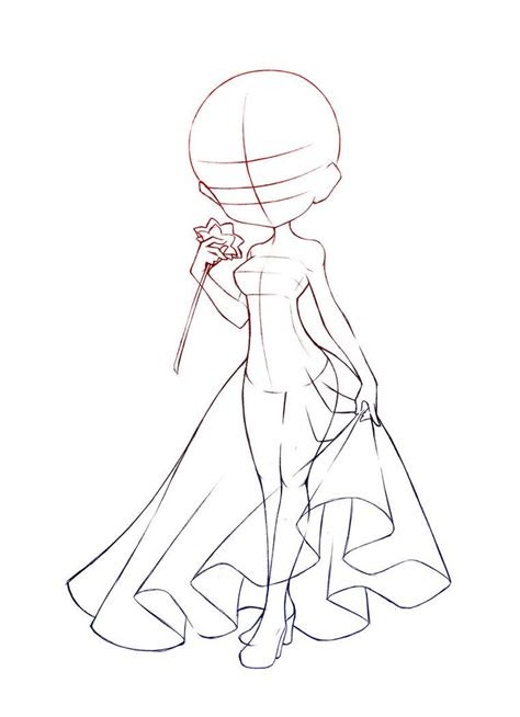 base   skirt  sureya bases art sketches