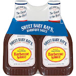 Sweet Baby Ray's Barbecue Sauce - 2 pack, 40 oz bottles