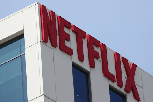Netflix shares take hit as subscriber slip hints at 'lumpy' road ahead