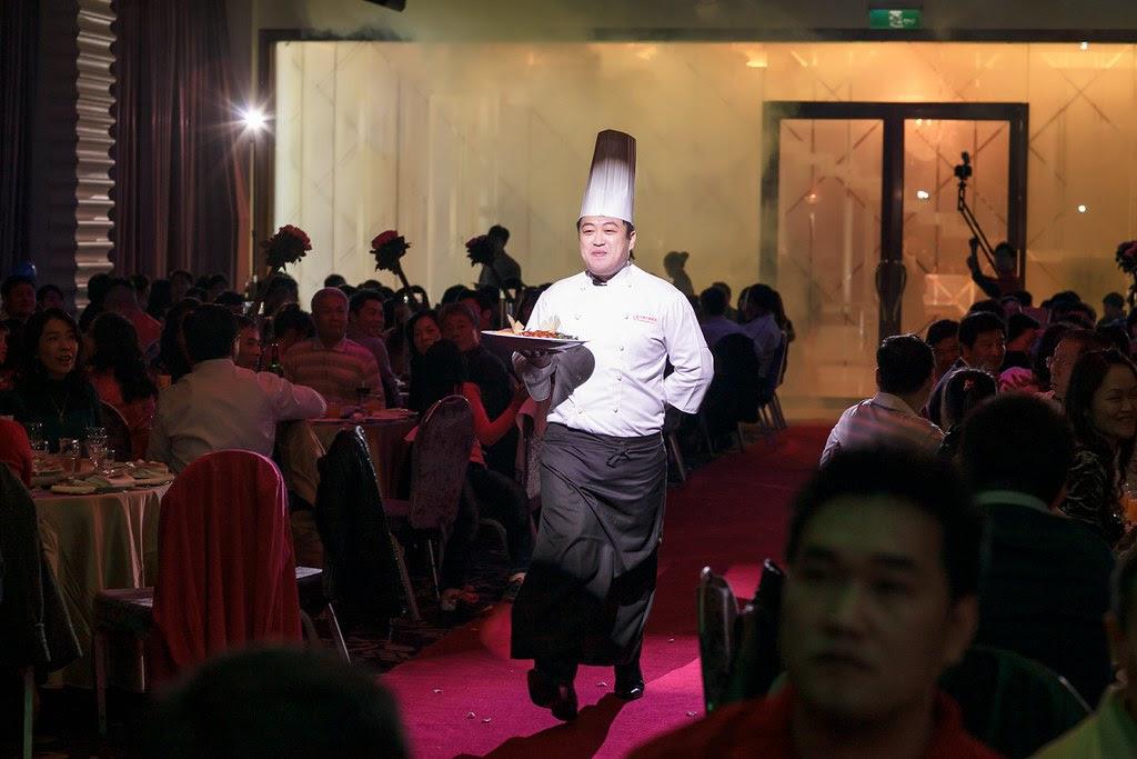 林皇宮花園 廚師