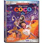 Coco (Blu-ray / DVD / Digital)