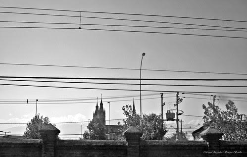 Viaje a Rancagua, Chile. by Alejandro Bonilla
