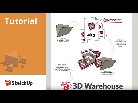 What makes a great 3D Warehouse model? This handy checklist is a must #3dwarehouse #sketchup http://...