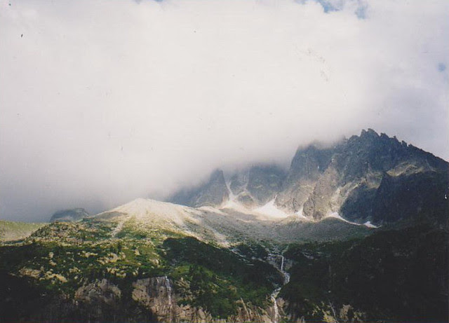 "The ""haunted"" Valley (Chamonix)"