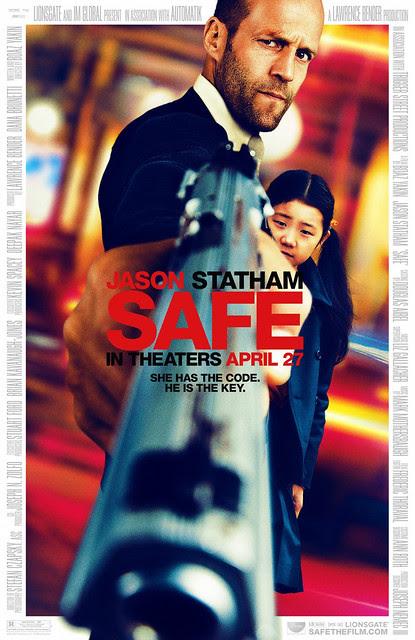 SAFE - Poster