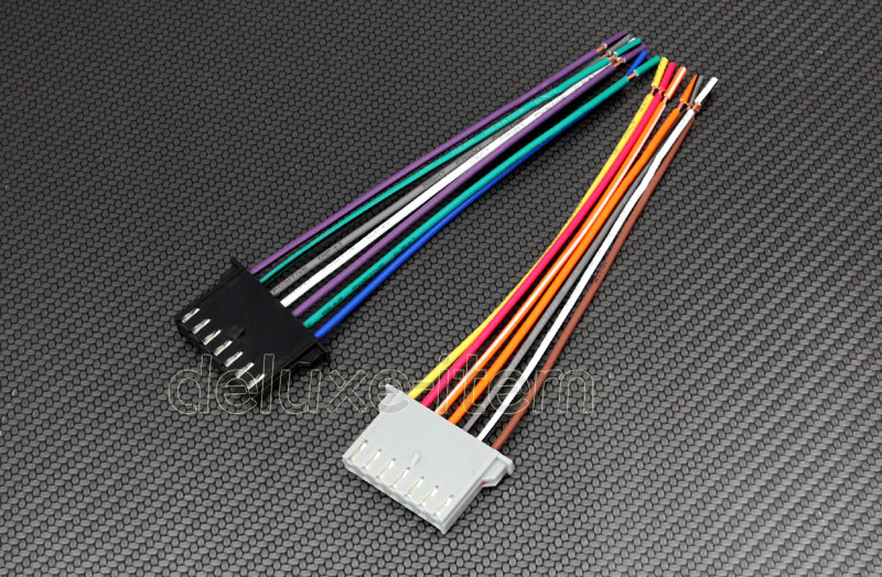 Car Stereo Wiring Harness Plugs for Chrysler Dodge ...
