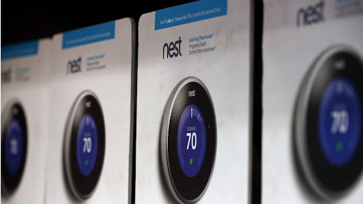Nest warns customers to shore up password security