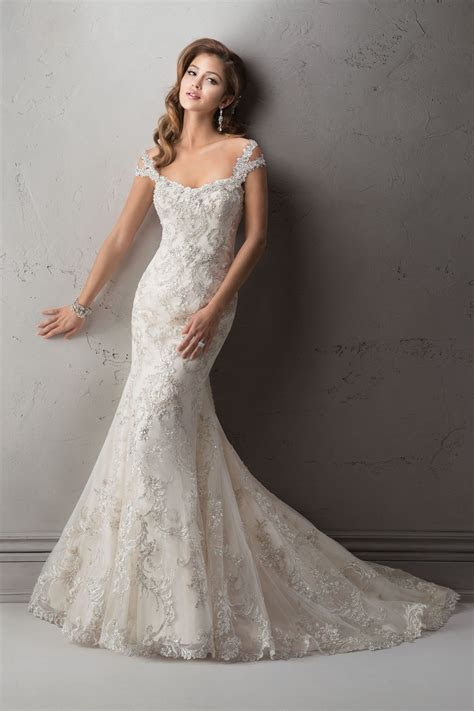 The 25 Most Popular Wedding Gowns of 2014   Maggie sottero