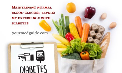 How to maintain normal blood glucose levels when you have diabetes
