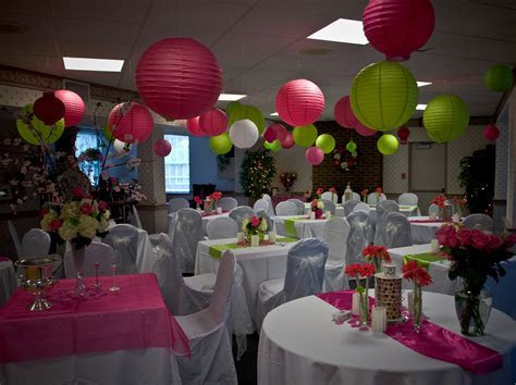17 Best Photos of Paper Lantern Wedding Centerpiece Ideas