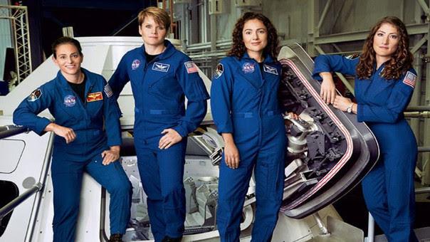 La NASA ha seleccionado ocho candidatos de un grupo de más de 6.000 solicitantes