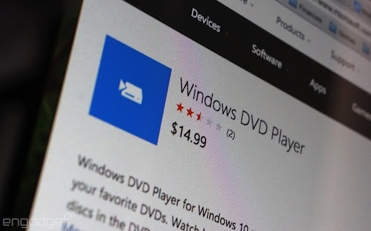 Ver un DVD en Windows 10 te costará 15 euros