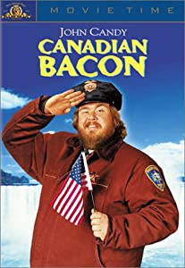 """Cover of """"Canadian Bacon"""""""
